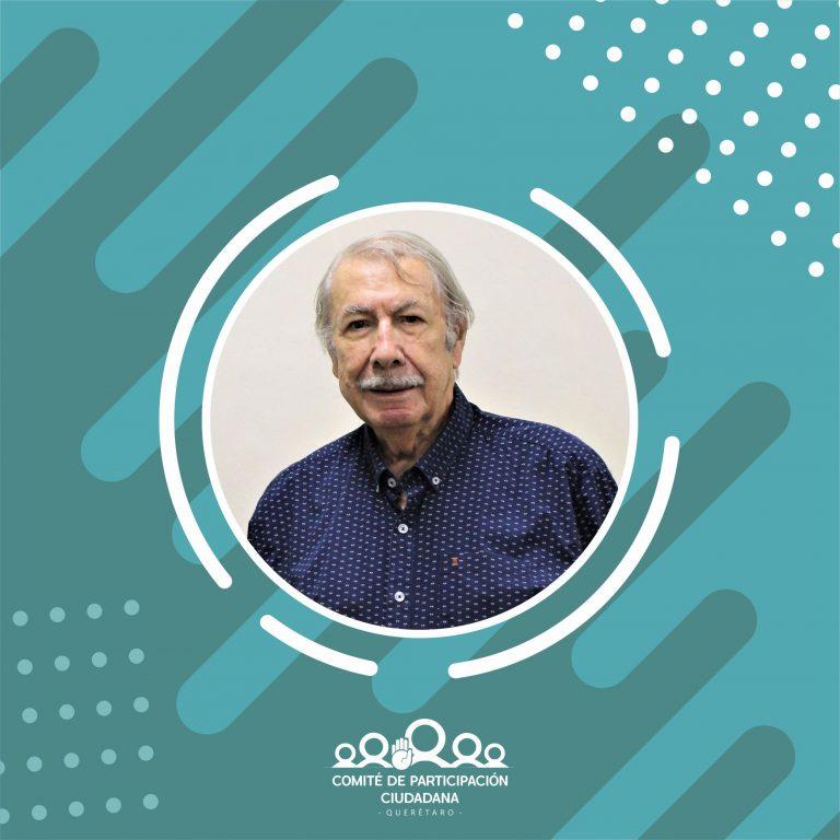 Presidente comité de participación ciudadana