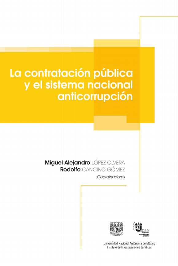 Investivaciones júridicas UNAM anticorrupción
