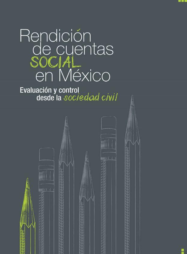 Rendición de cuentas social en México