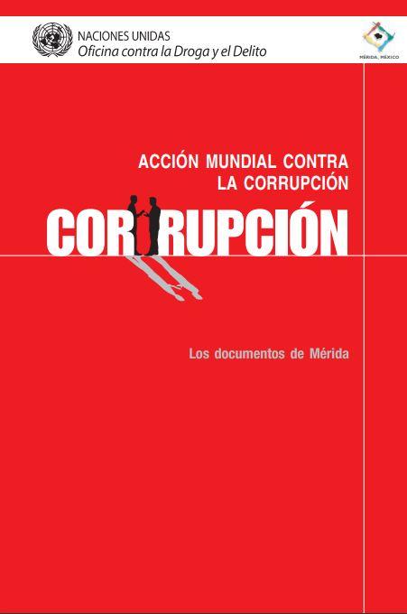 Acción Mundial Contra la Corrupción