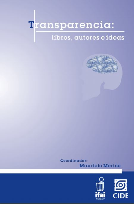 Transparencia libros, autores e ideas