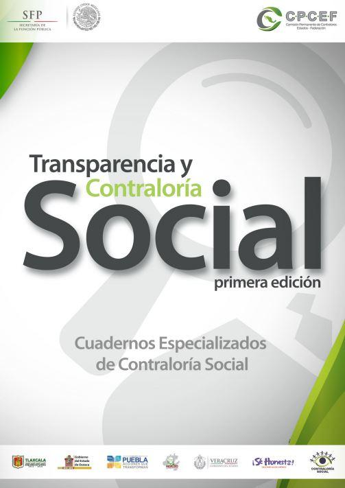Transparencia y Contraloria Social