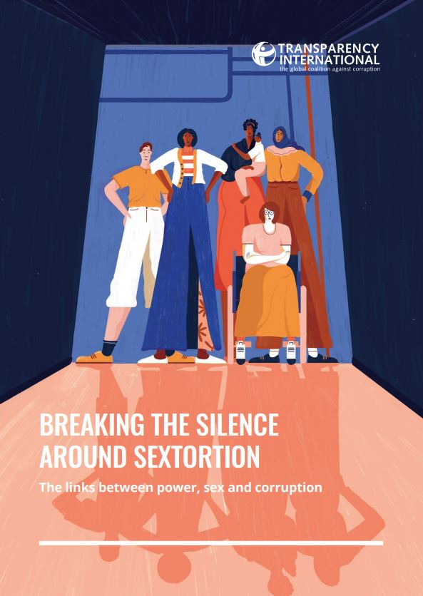 Breaking the Silence Around Sextortion The links between power, sex and corruption