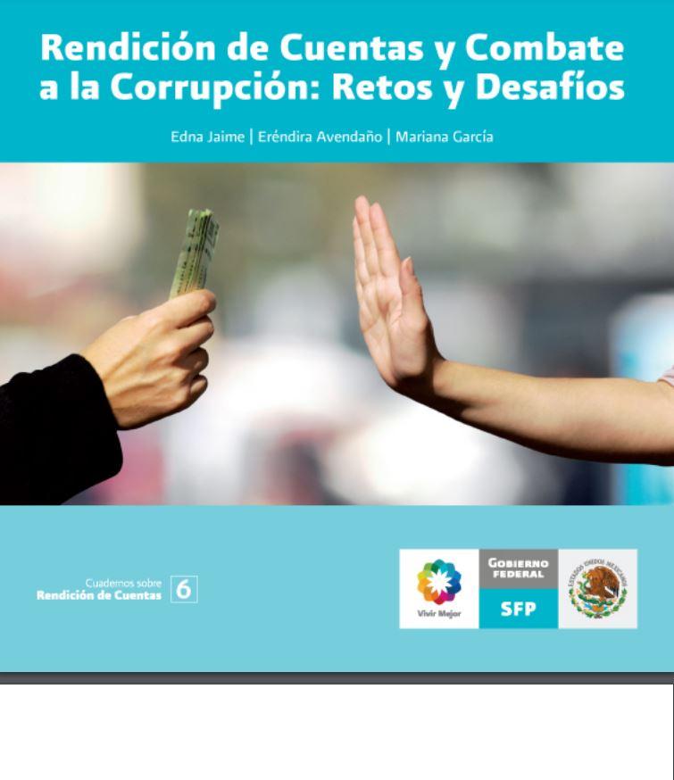 Rendición de cuentas y combate a la corrupción Retos y desafios