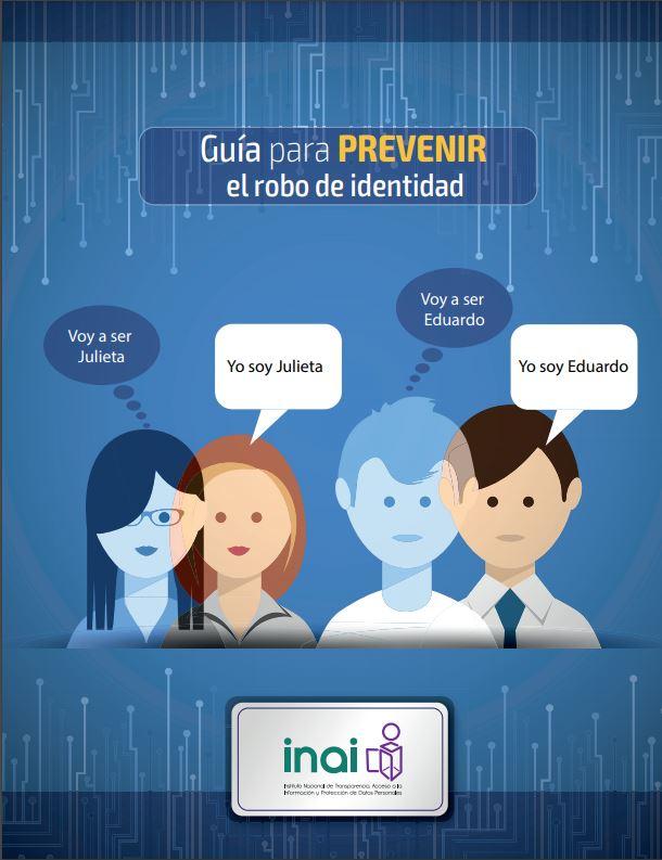Guía para prevenir el robo de identidad