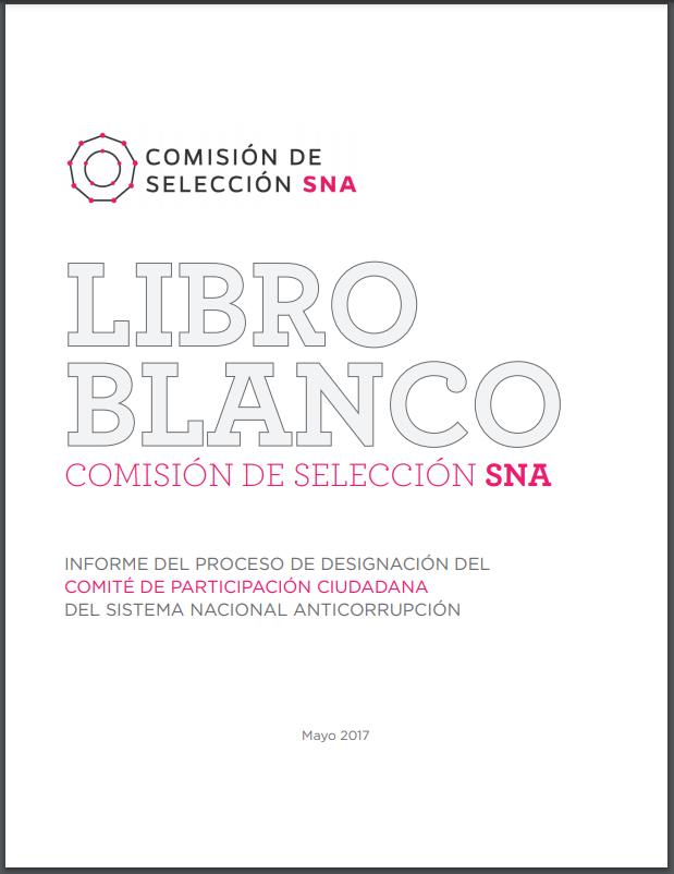 Comisión de Selección del SNA - libro blanco